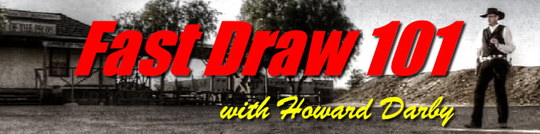 Fast Draw 101 with Howard Darby